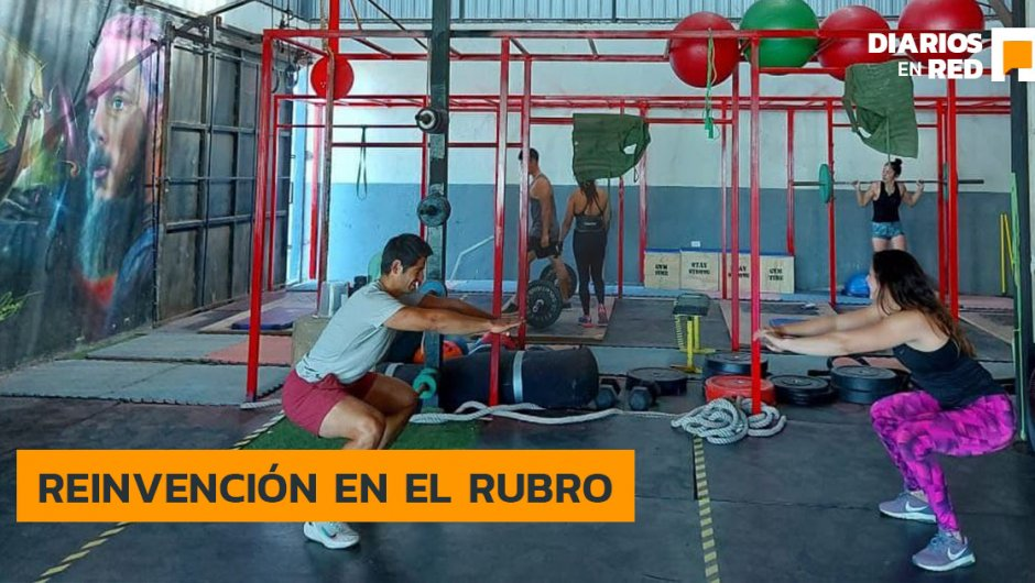 Foto: Gimnasio Viking Box.